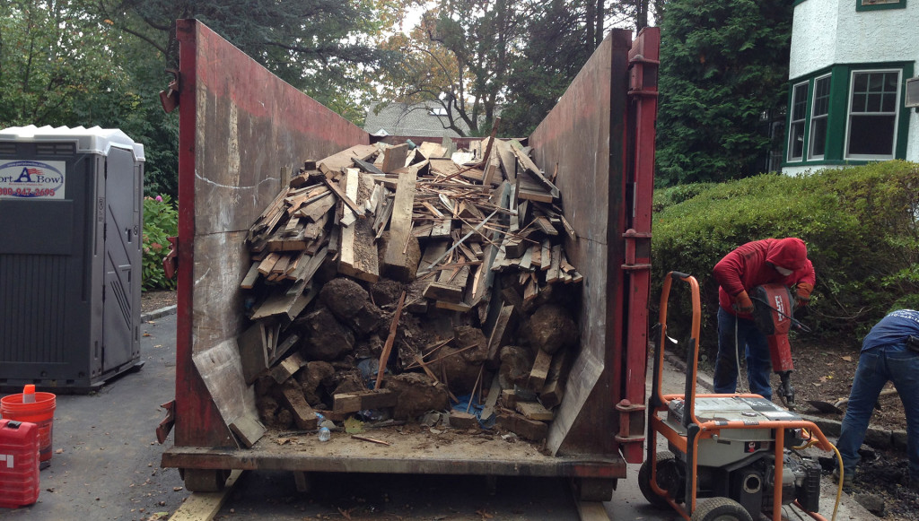 DEMO AND DISPOSAL - Howlett Services | We Make Your Problems
